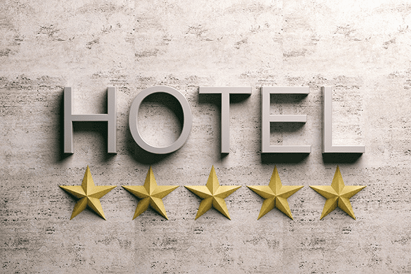 HOTEL CLASSIFICATION